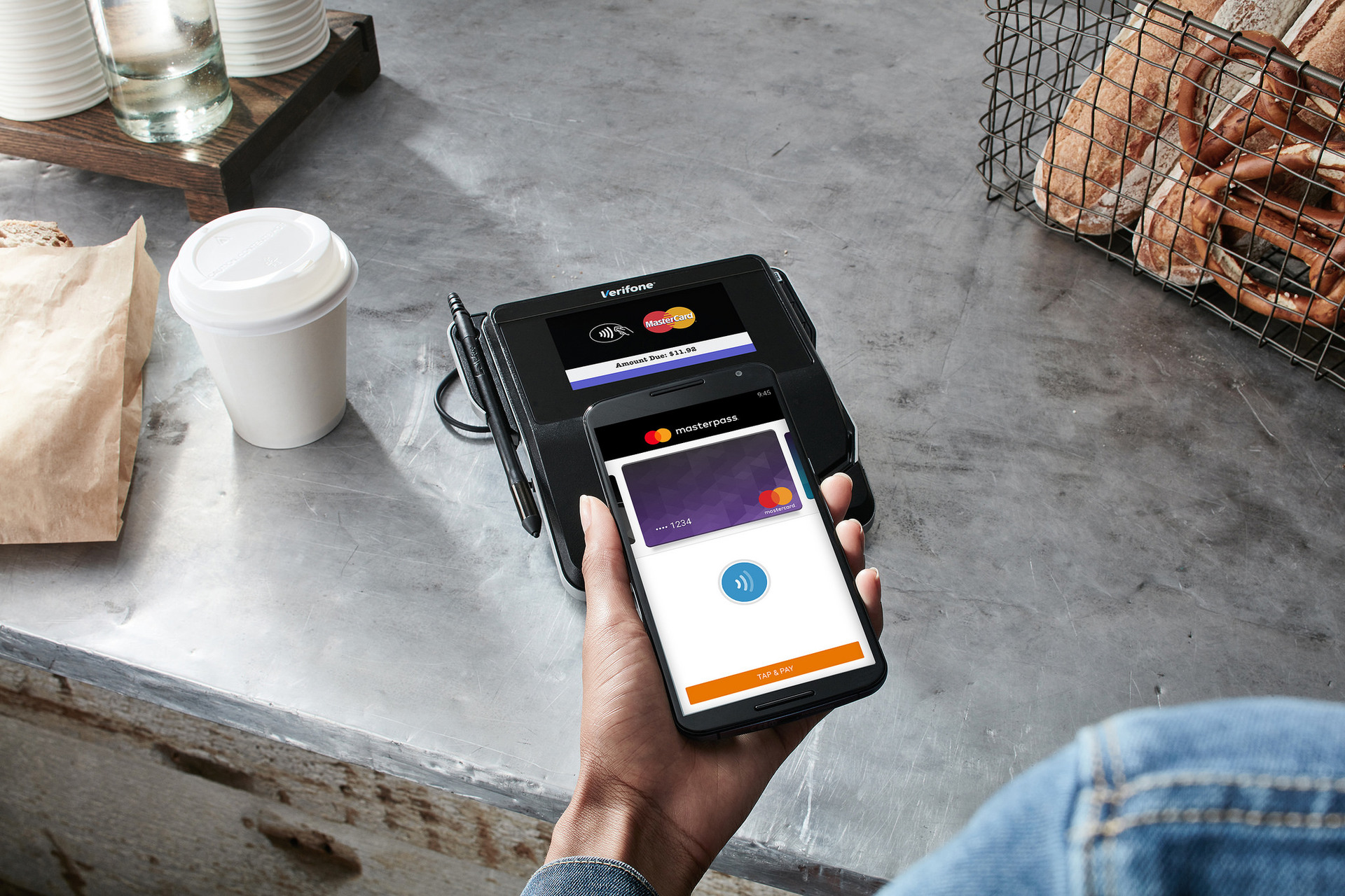 Mastercard Digital Enablement Service-сервис Android Pay