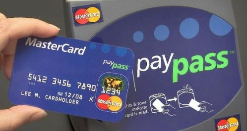 Mastercard и ПриватБанк-бесконтактна оплата покупок
