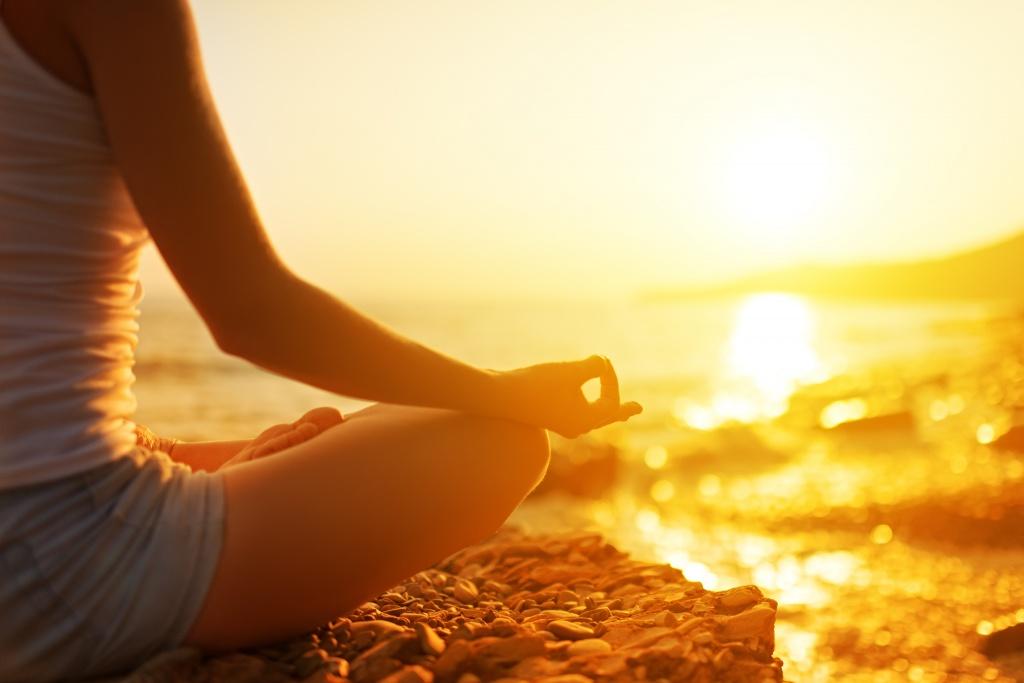 Медитация-фото