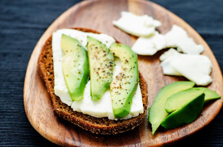 Низкокалорийные бутерброды-фото