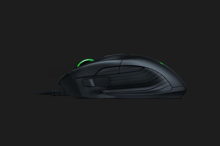 Обзор игровой мыши Razer Basilisk - дизайн (2)