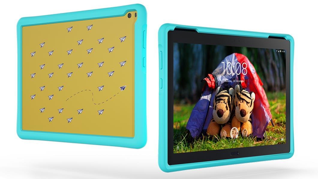 Обзор планшета Lenovo Tab4 10 Plus - Планшет с бампером
