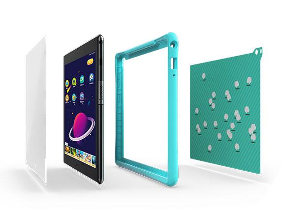 Обзор планшета Lenovo Tab4 10 Plus - дополнение для детей