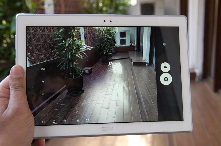 Обзор планшета Lenovo Tab4 10 Plus - фотографируем планшетом