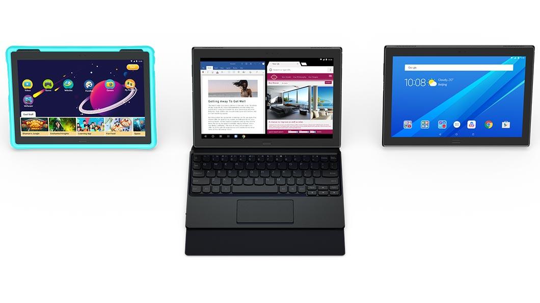 Обзор планшета Lenovo Tab4 10 Plus - главное фото