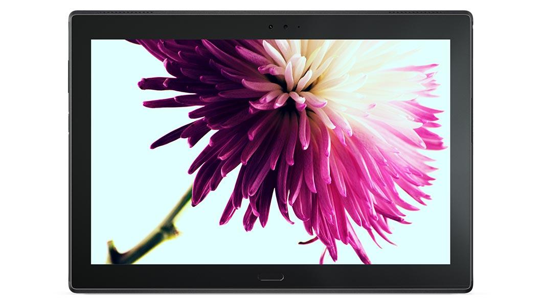 Обзор планшета Lenovo Tab4 10 Plus - цветопередача экрана