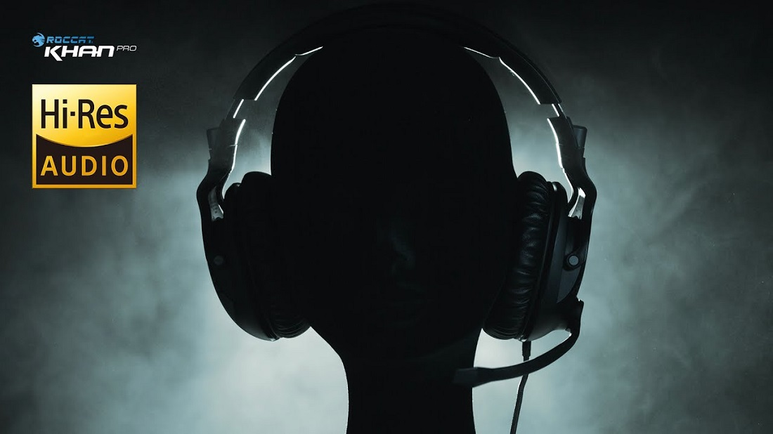 Обзор профессиональной геймерской гарнитуры Roccat Khan Pro - звук