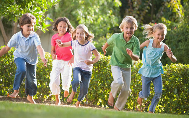 Папка «Фото», Секреты воспитания разумного геймера – дети на улице.