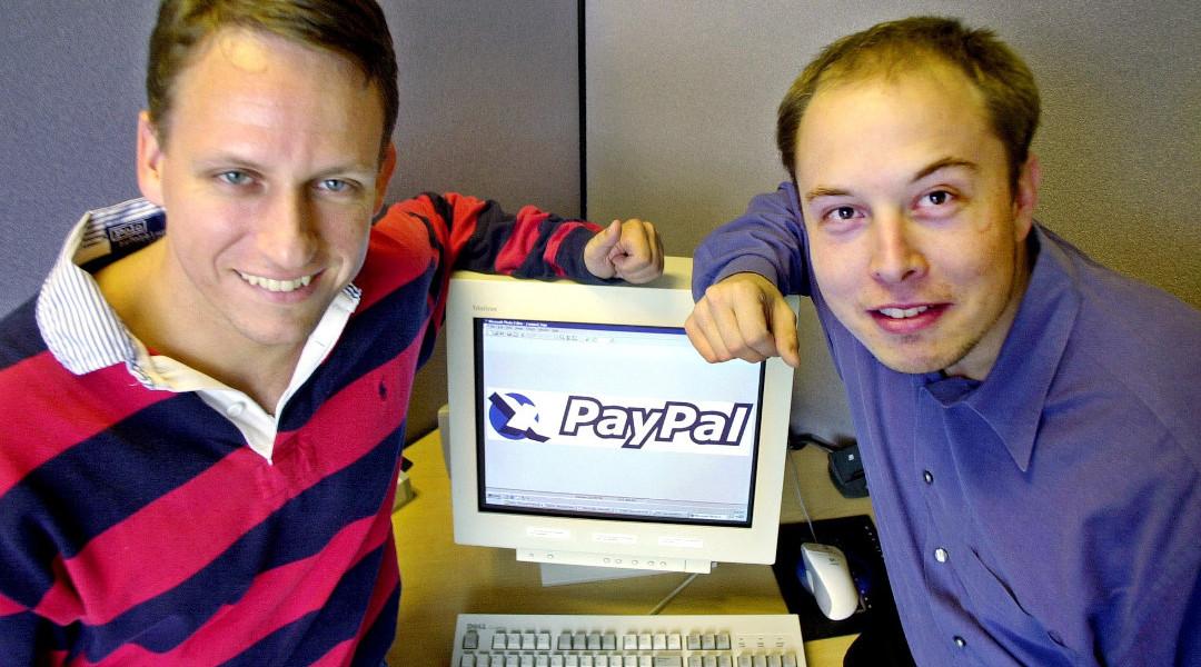Папка «Фото»_ 10 самых интересных проектов Илона Маска – PayPal.