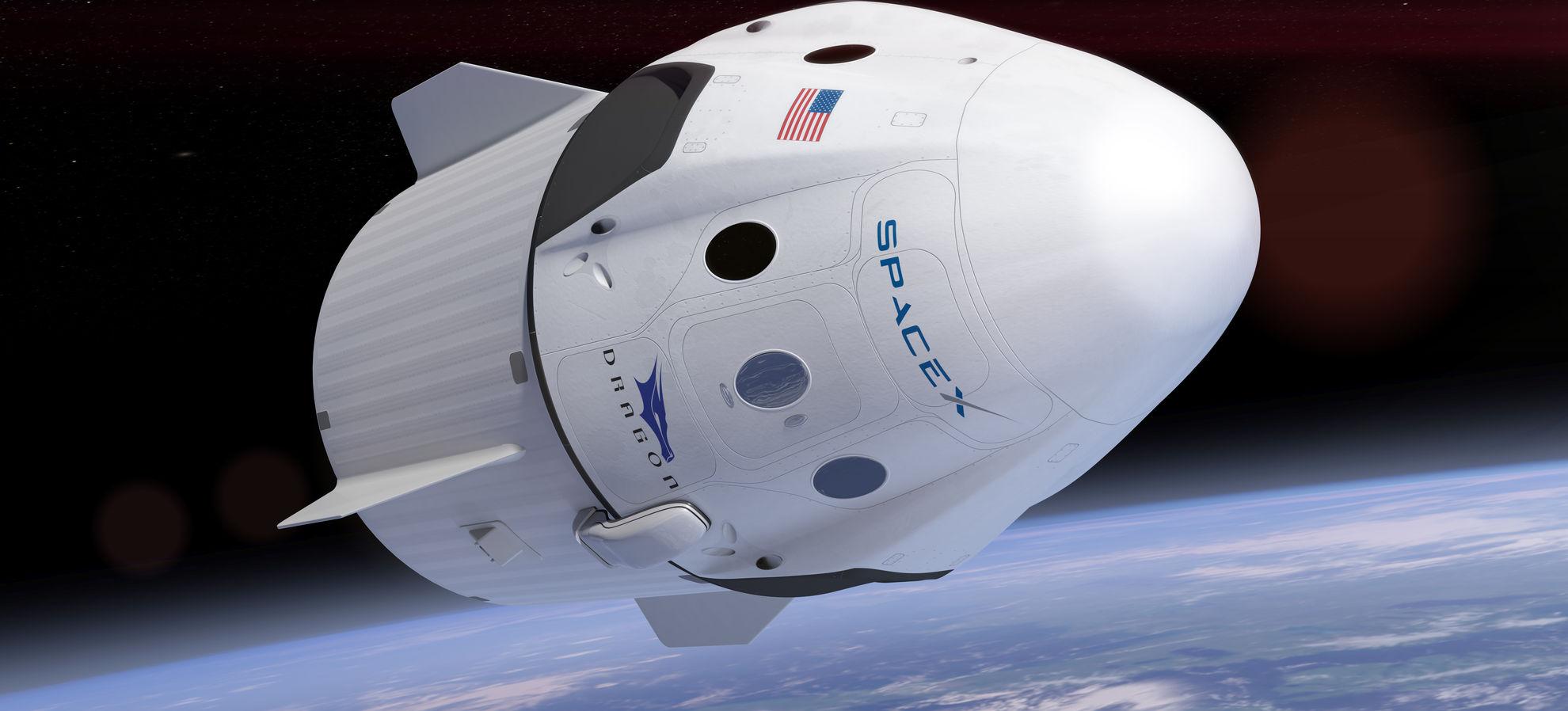 Папка «Фото»_ 10 самых интересных проектов Илона Маска – SpaceX.