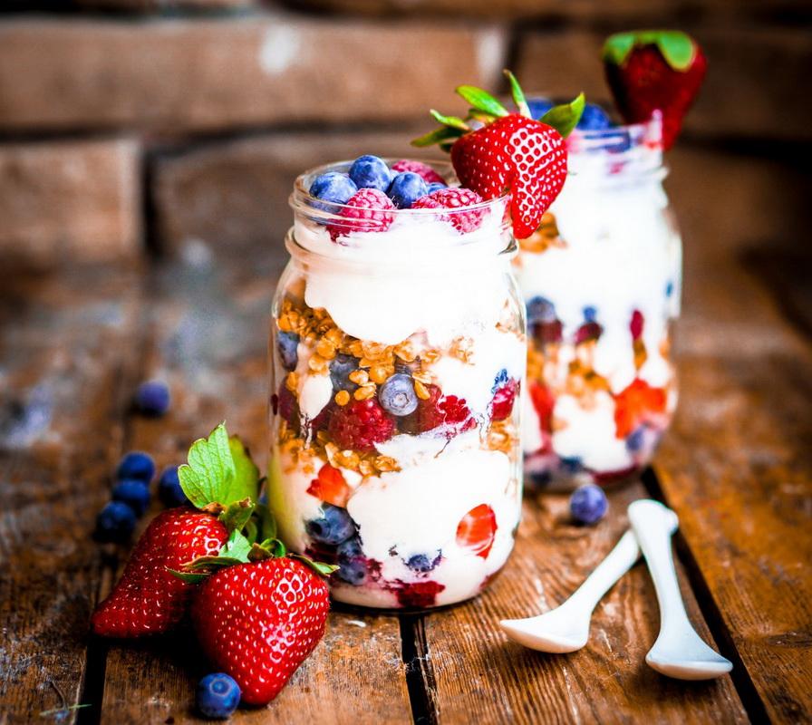 Полезные завтраки-варианты для ЗОЖ