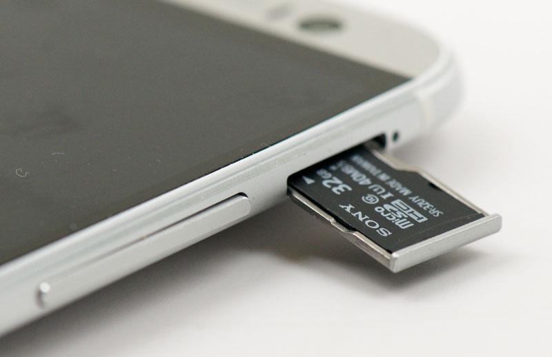 Полезный лайфхак_как подключить флешку к смартфону - Карта памяти MicroSD