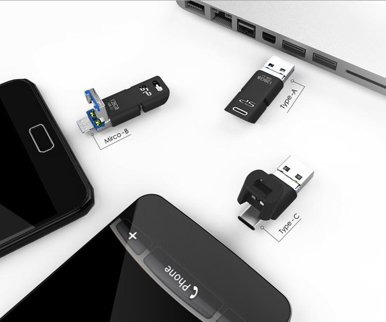 Полезный лайфхак_как подключить флешку к смартфону - накопители различных типов