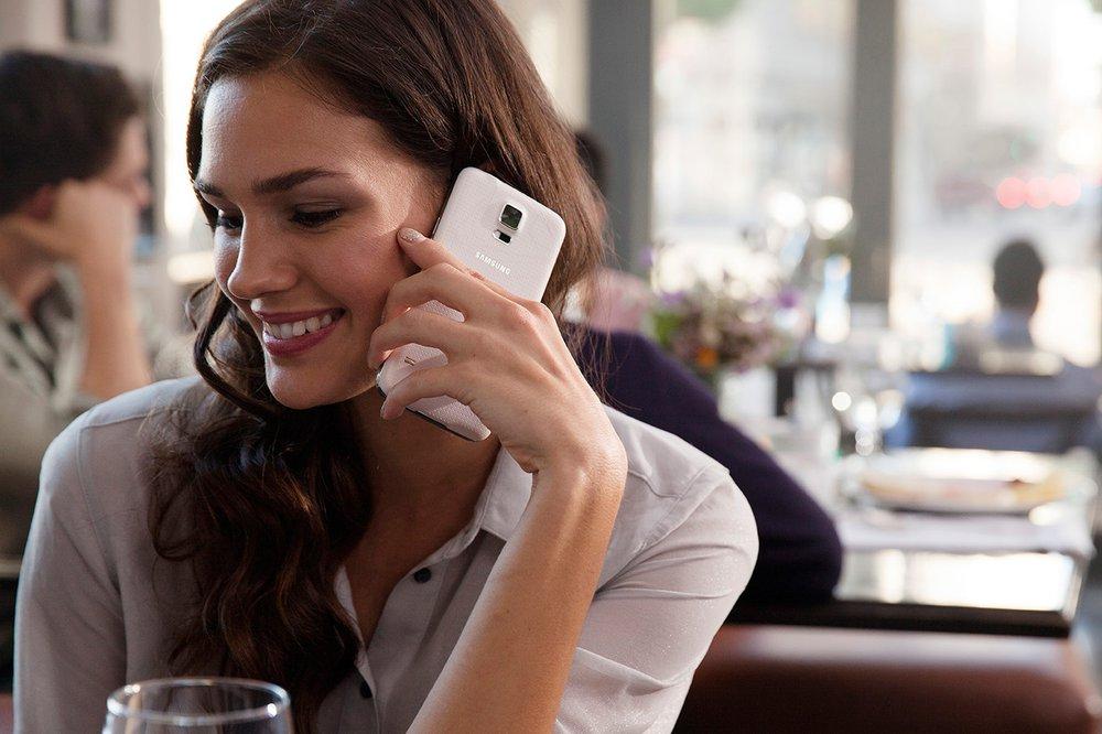 Полезный лайфхак_как подключить флешку к смартфону - разговор по смартфону