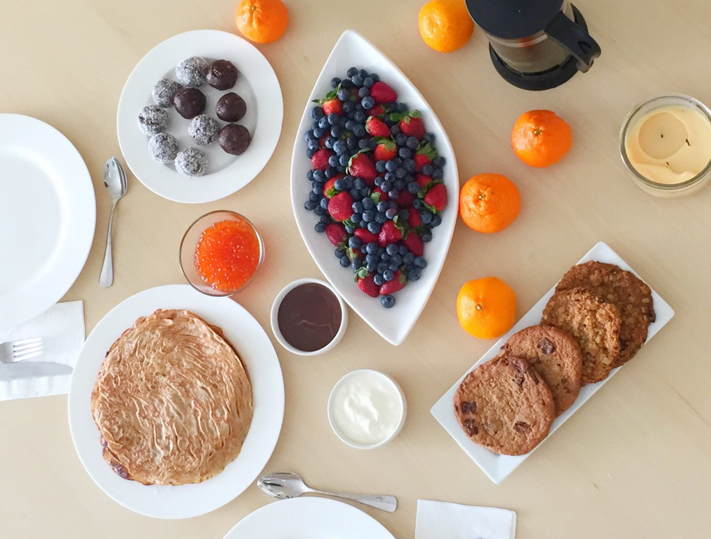 Полезный завтрак-варианты