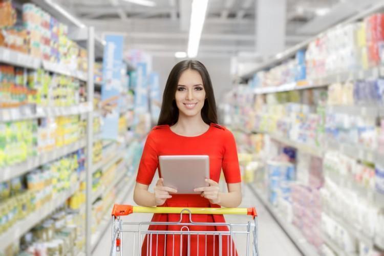 Шопинг-список покупок