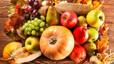 Самые полезные продукты ноября