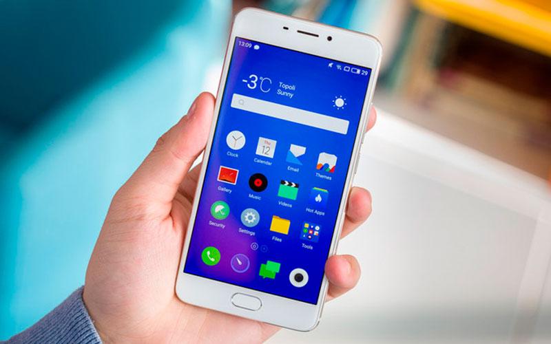 ТОП-10 смартфонов с емкими аккумуляторами - Meizu M5 Note