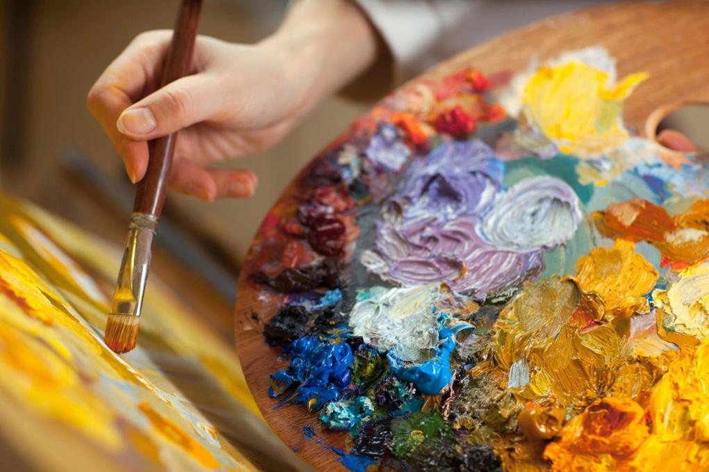 Творчество-живопись
