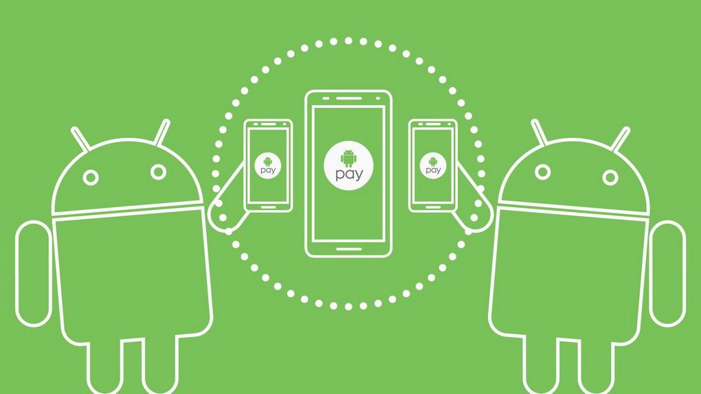 Украина-запуск сервиса Android Pay