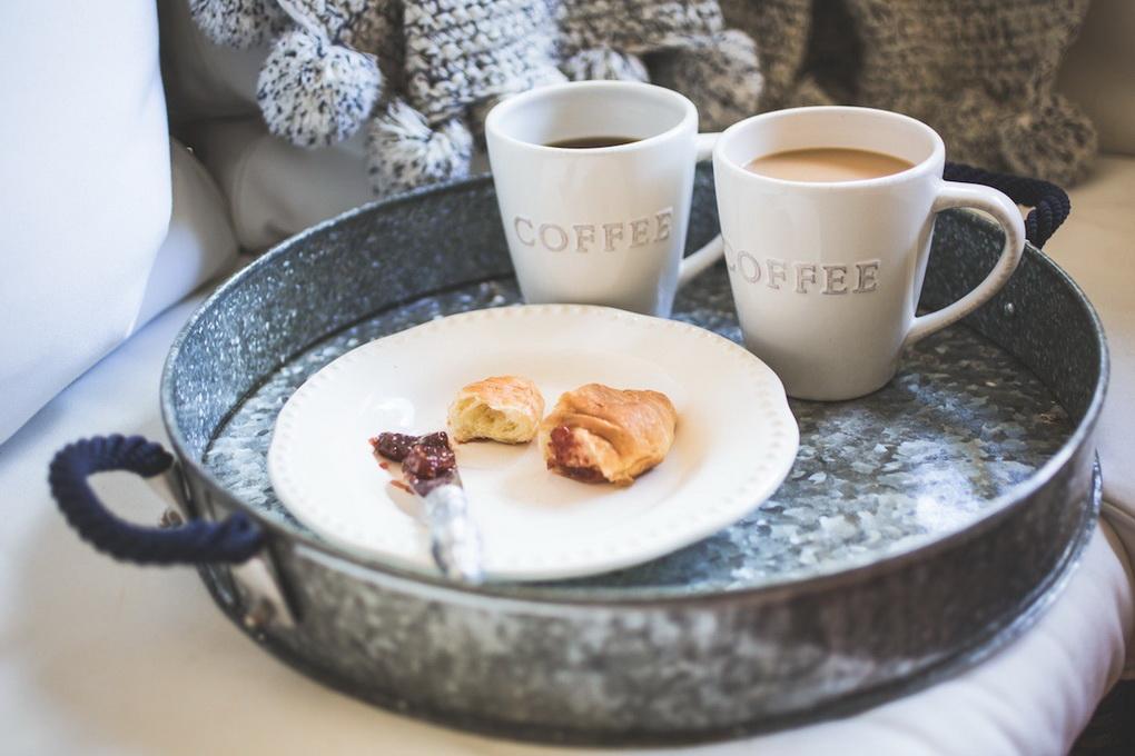 Утренний кофе-завтрак