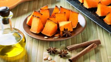 Вкусная осень. Превращаем тыкву в латте, хумус и фри