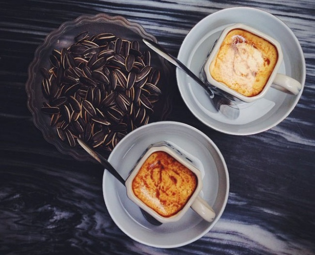 Яичный кофе-Вьетнам
