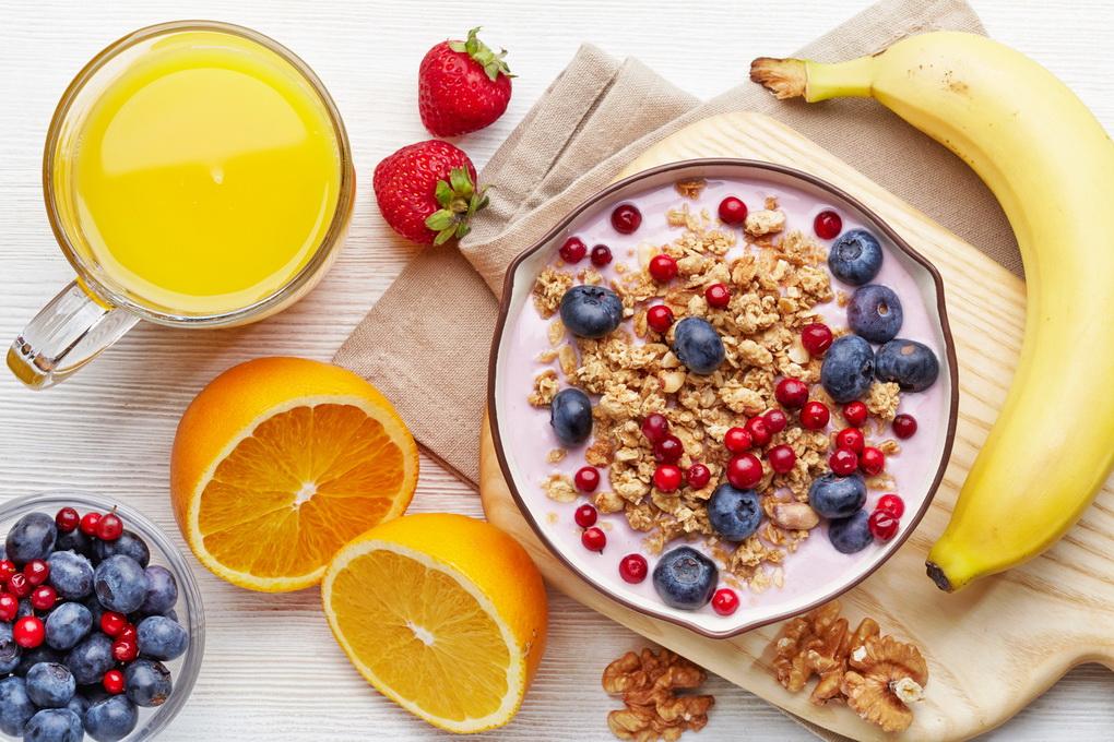 Завтрак-доброе утро