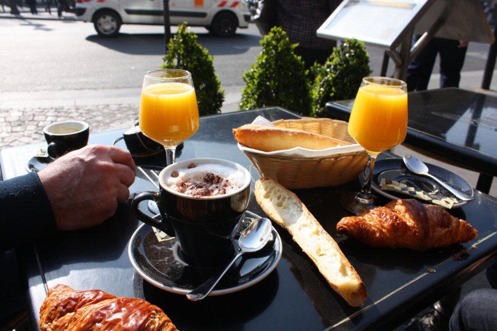 Завтрак француза-вариант
