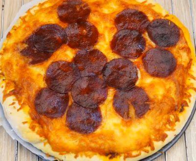 Готова піца Пепероні