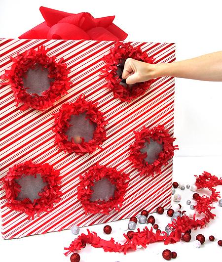 Адвент-календарь-из большой коробки