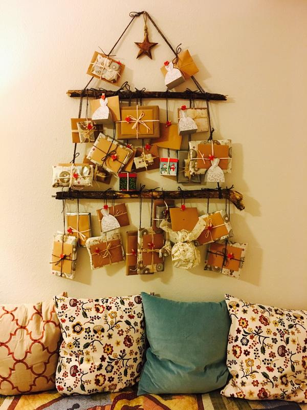 Адвент-календарь-подарки