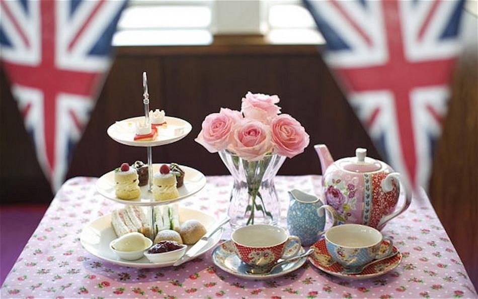 Английские традиции чаепития-история