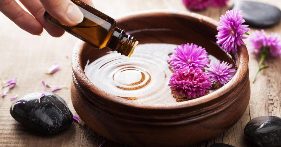 Ароматерапия-эфирные масла