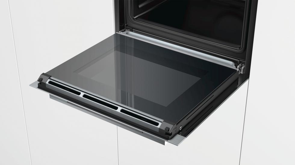 Ассортимент и обзор духовых шкафов Electrolux - Открытая духовка