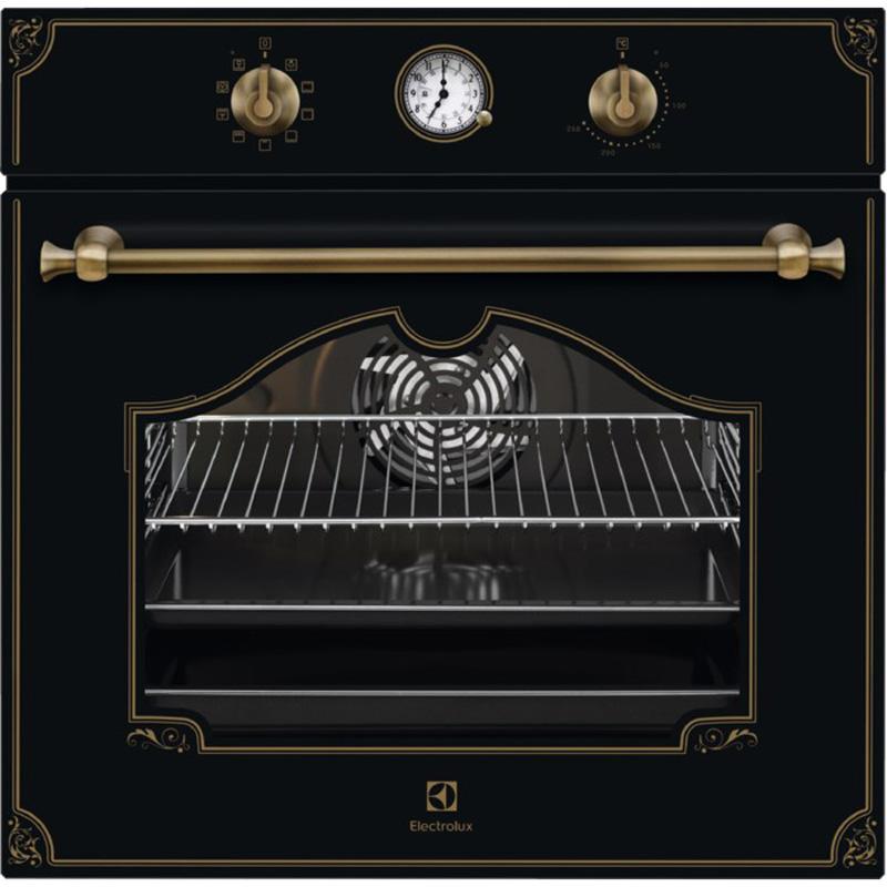 Ассортимент и обзор духовых шкафов Electrolux - духовка под старину