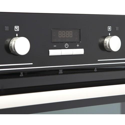 Ассортимент и обзор духовых шкафов Electrolux - панель управления бюджетной духовки