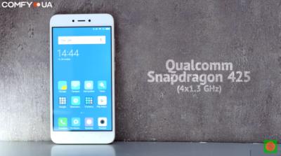 Процесор Xiaomi Redmi Note 5A
