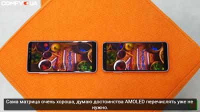 Экран Samsung Galaxy A8 и A8+