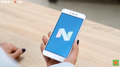 Android Nougat на Xiaomi Redmi Note 5A