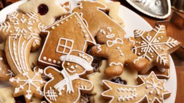 Готовим сладости ко дню Святого Николая
