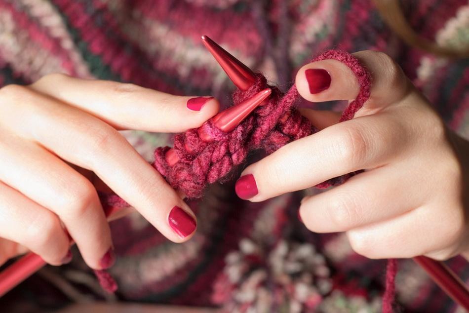 Хобби-вязание
