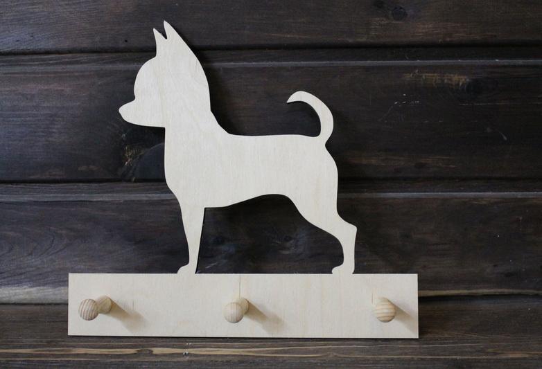 Ключница-милый пес