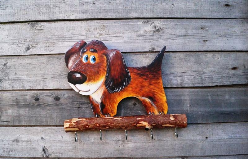 Ключница-собака