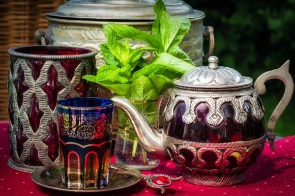 Марокко-чай