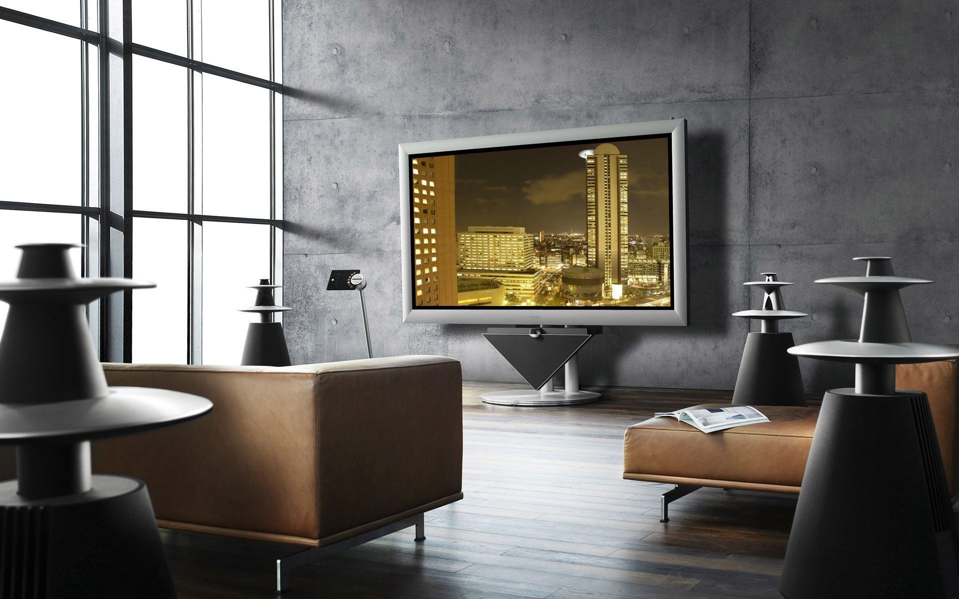 Несколько простых способов как подключить смартфон к телевизору - телевизор в интерьере