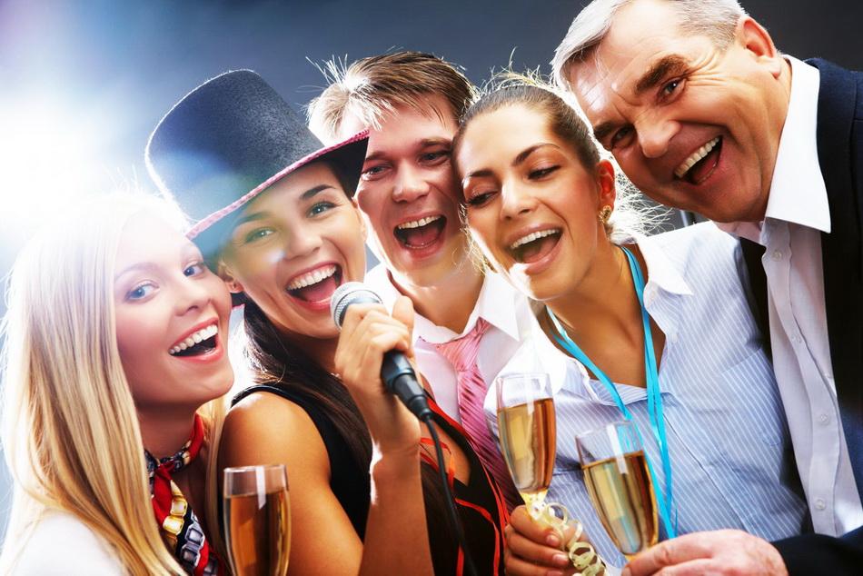 Новогодняя вечеринка-сценарий
