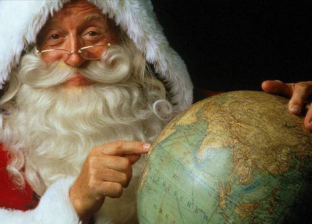 Новый год-вокруг света