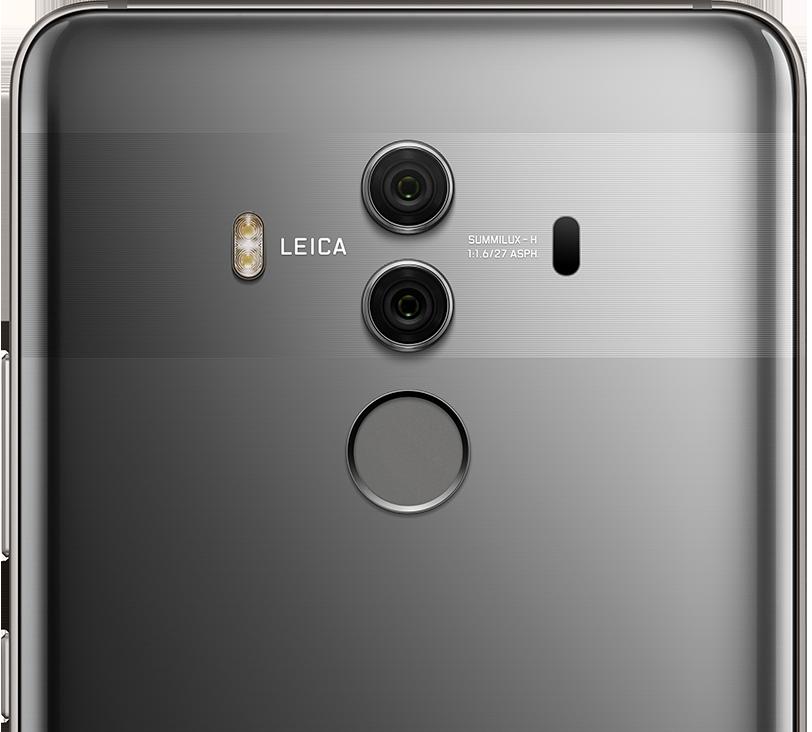 Обзор Huaawei Mate 10 Pro - две камеры смартфона