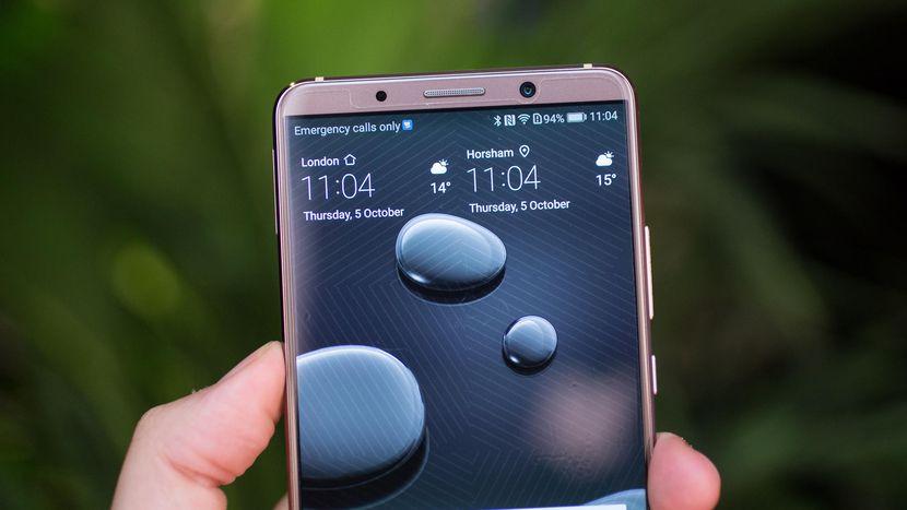 Обзор Huaawei Mate 10 Pro - смартфон с каплями на экране